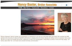 Nancy Baxter, Broker Associate