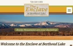 Enclave At Berthoud Lake